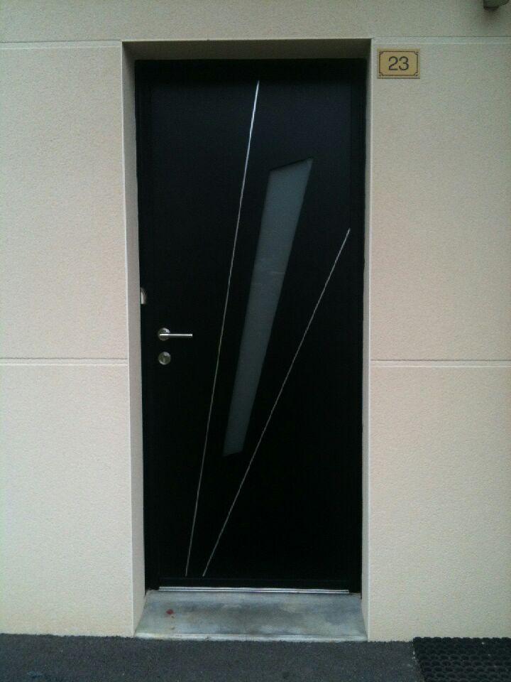 L isolation de votre porte d entr e bricolea for Isolation thermique porte entree