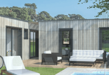 studio de jardin habitable