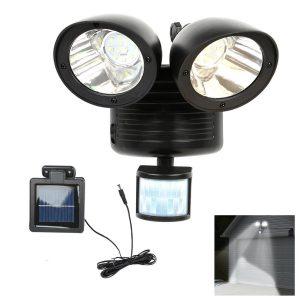 meilleur double projecteur LED extérieur