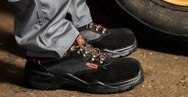 législation chaussures de sécurité
