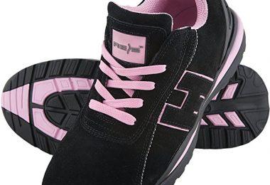 meilleure chaussure de sécurité pour femme