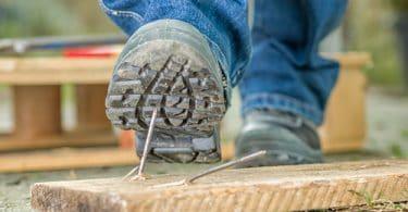 normes chaussures de sécurité