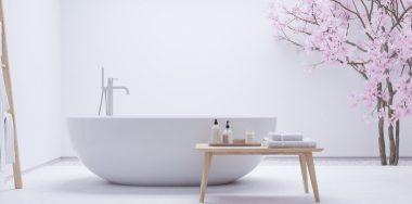 créer une ambiance zen dans la salle de bain