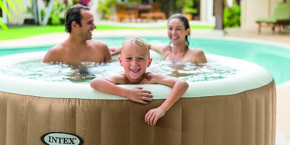 spa pour les enfants