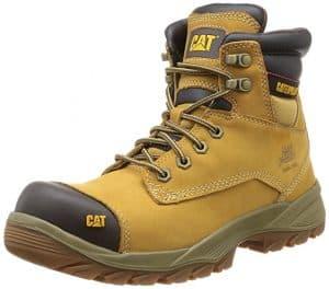 chaussures montantes de sécurité pour homme