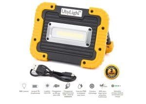 Meilleur Projecteur LED Rechargeable