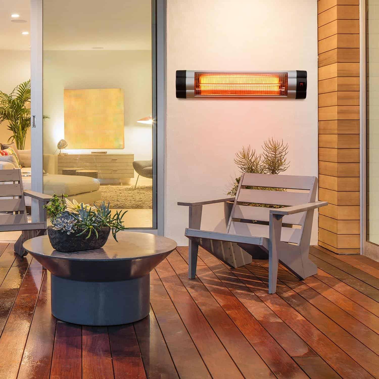 Quel Est Le Meilleur Bois Pour Terrasse meilleur chauffage d'extérieur : notre sélection pour