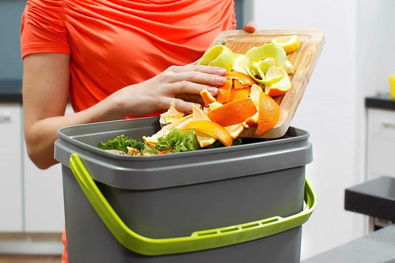 composteur de cuisine pas cher bac compost de cuisine achetez avec bricolea. Black Bedroom Furniture Sets. Home Design Ideas