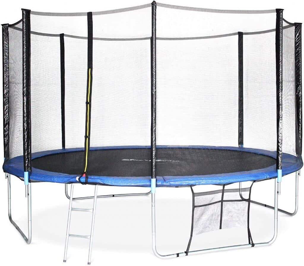 trampoline géant
