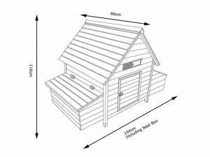 plan pour construire un pulailler