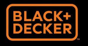 scarificateur électrique black + Decker