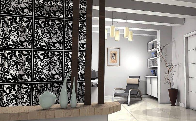 comment s parer une pi ce bricolea. Black Bedroom Furniture Sets. Home Design Ideas