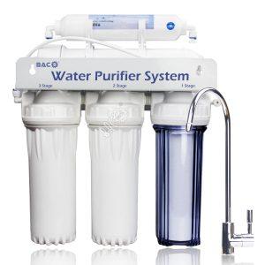 Le purificateur d'eau « sous l'évier »