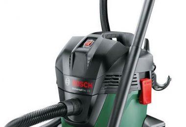 Avis sur l'aspirateur multifonctions Bosch universalvac 15