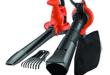 Avis aspirateur, souffleur, broyeur Black & Decker BDBV30