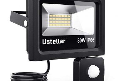Meilleur projecteur LED à détecteur de mouvement