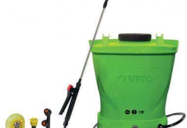 Avis pulvérisateur électrique à batterie VITO 16L