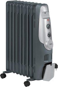 radiateur à bain d'huile électrique de la marque AEG