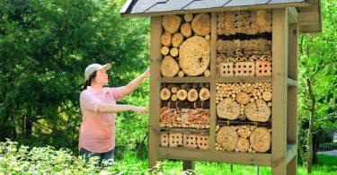 installer un hotel à insectes