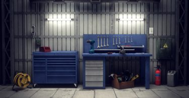 comment installer un atelier dans son garage