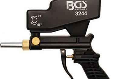 Avis BGS Pistolet jet de sable à air comprimé, 3244