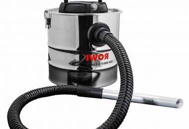 Avis Rowi RAS 800181 Inox Basic aspirateur de cendres