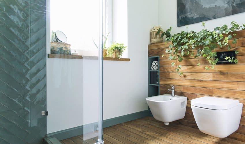 Rendre ses toilettes plus modernes grâce à la déco - Bricolea