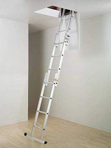 Escalier escamotable Hailo 9344-001