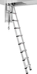 Escalier escamotable télescopique – Échelle Direct