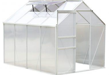Avis serre de jardin Aluminium Outsunny