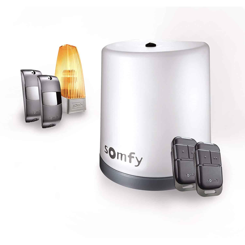 Somfy - Motorisation de Portail Coulissant FREEVIA 400