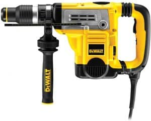 marteau perforateur burineur DEWALT 6 kg 45 mm SDS Max D25601K
