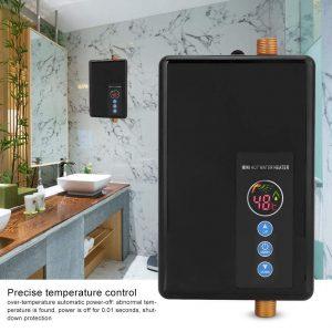 meilleurs chauffe-eau électriques