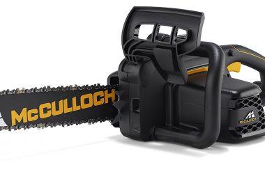 Mculloch CSE2040S Tronçonneuse électrique 40 cm 2000 W