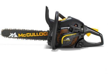 avis scie à chaîne Mc Culloch CS450 Elite