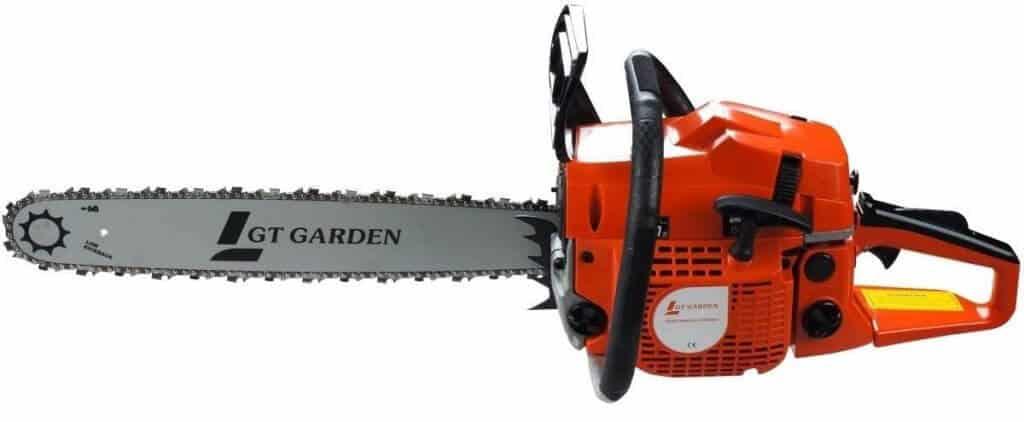 tronconneuse gt garden