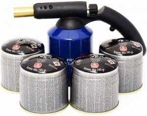 kit lampe à souder PG 400 M + 4 cartouches