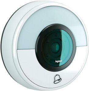sonnette vidéo intelligente wifi Legrand LEG94230