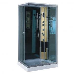 Cabine de douche hydromassante Taormina de GRAFICA MA.RO SRL