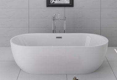 meilleures baignoires ilot