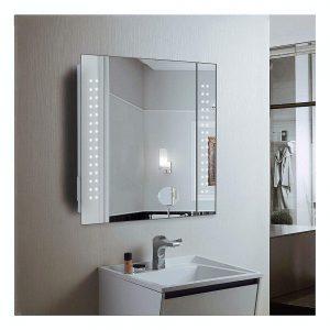 Meilleur miroir de salle de bain connect le comparatif de bricolea juillet 2019 - Miroir salle de bain connecte ...