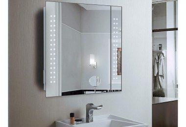 Meilleur miroir de salle de bain connecté