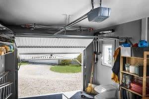 motorisations de porte de garage