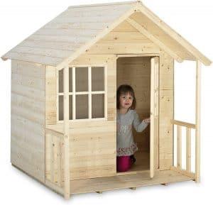 cabane en bois de la marque TP Toys