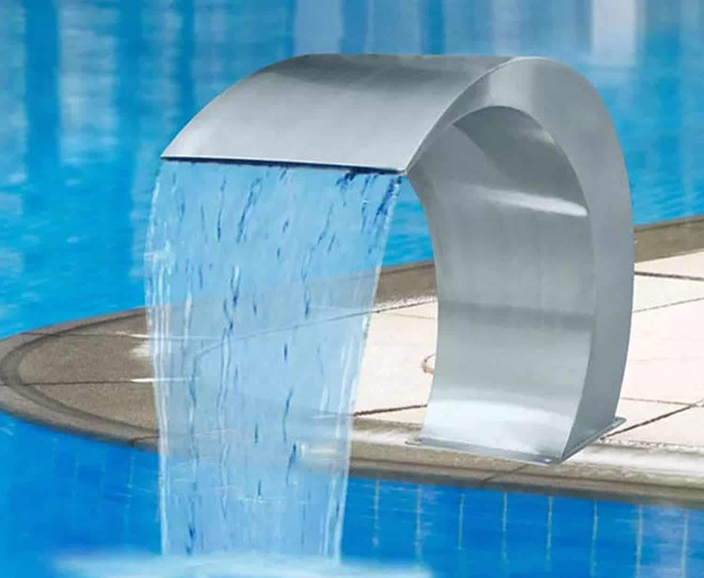 avis cascade piscine