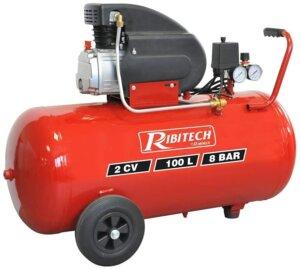 Meilleur compresseur d'air 100 litres Ribitech