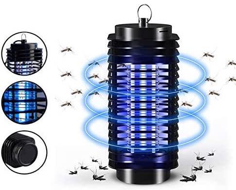 meilleure lampe anti moustique