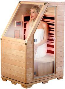 Sauna infrarouge Newgen Medicals