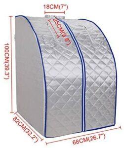Sauna infrarouge portable chi-entreprise