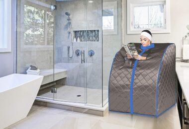 meilleurs saunas infrarouges